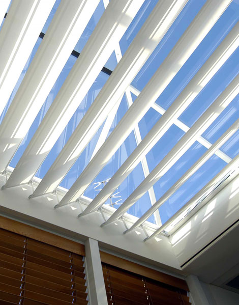 Internal Products Skylight Systems Modular Shades
