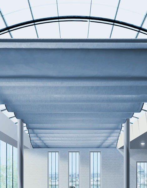 Internal Products Skylight Systems By Silent Gliss