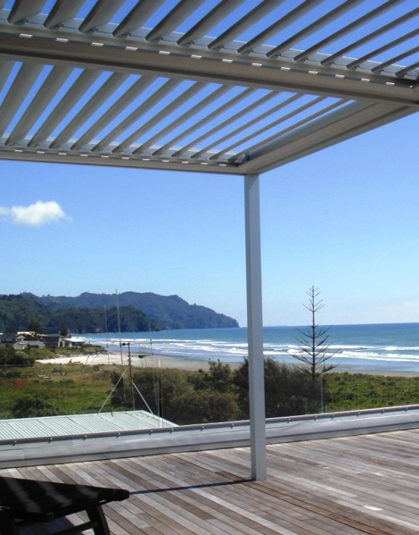 External Products Roof Opening Systems MODULAR SHADES