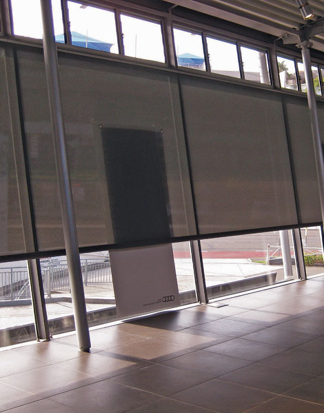 Internal Products: Specialty Roller Blinds | MODULAR SHADES + SHUTTERS